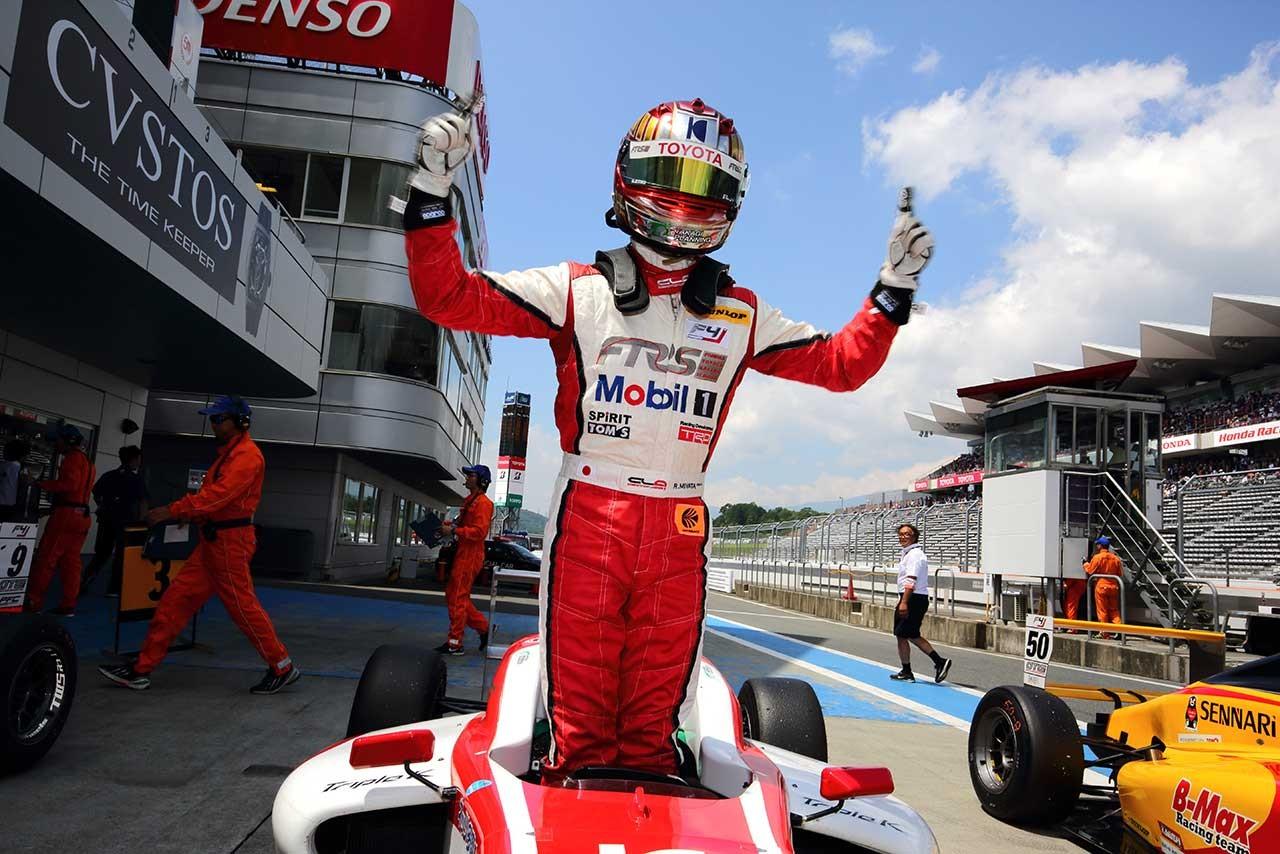 FIA-F4:16年王者は「昔っぽさもあるけど、今風な」ドライバー