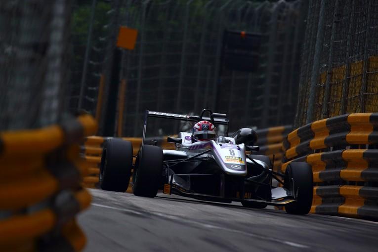 海外レース他   【順位結果】第63回マカオグランプリ F3予選2回目