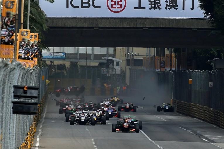 ル・マン/WEC | 【動画】第63回マカオグランプリ FIA F3/GTワールドカップ 予選レースハイライト