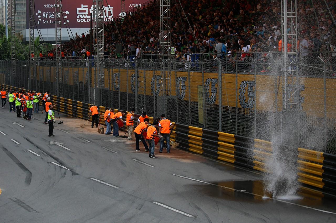F3マカオGP:予選レースはダ・コスタが優勝。山下は4位で表彰台見据える