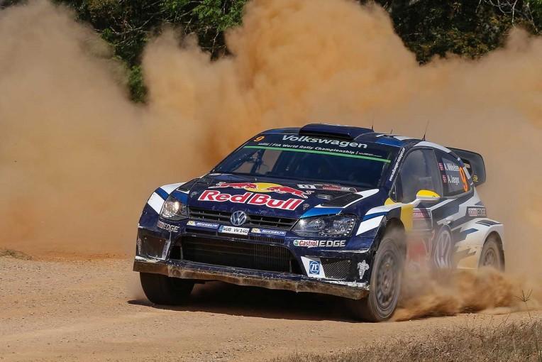 ラリー/WRC | WRCオーストラリア:ミケルセン首位もギャップ縮小。優勝争いは三つ巴の様相
