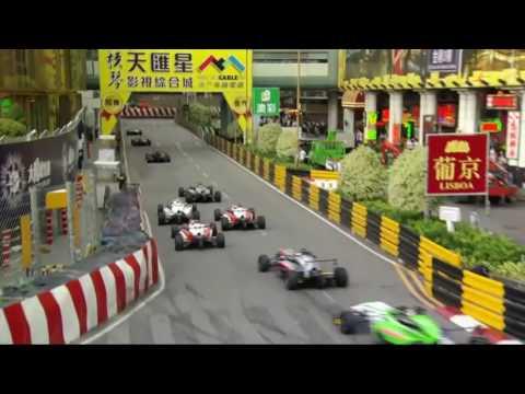 【動画】第63回マカオグランプリ FIA F3/GTワールドカップハイライト
