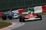 F1 | 伝説のマシンが鈴鹿で共演。サウンド・オブ・エンジンの初日は盛況に終わる