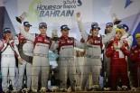 ル・マン/WEC | WECバーレーン:2号車ポルシェがタイトル獲得。アウディ勢はワン・ツーフィニッシュで有終の美を飾る