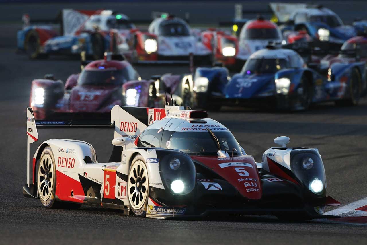 WEC:トヨタ、レースペース及ばず逆転王座逃す。可夢偉「さらに力強くなって戻ってくる」