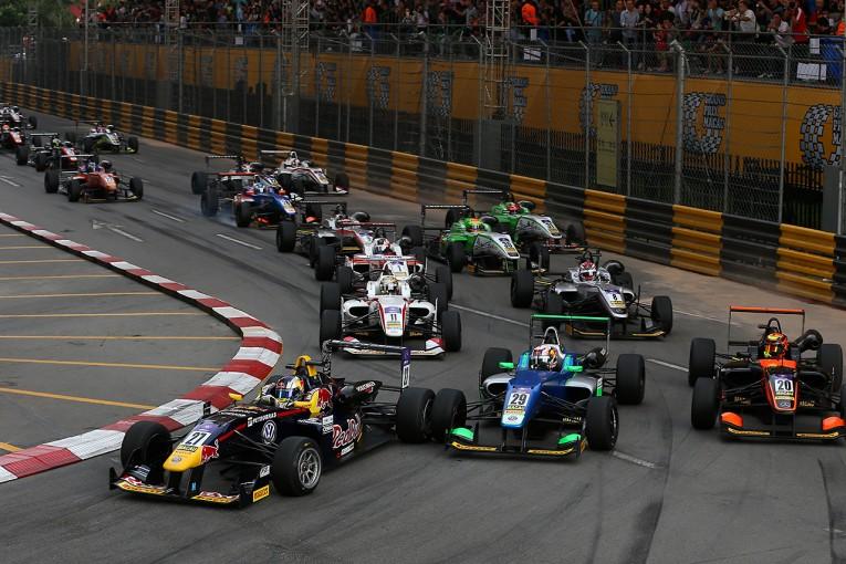 海外レース他 | 【順位結果】第63回マカオグランプリ F3ワールドカップ決勝レース
