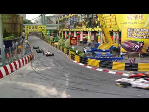【動画】第63回マカオグランプリ FIA F3/GTワールドカップ 決勝レースハイライト