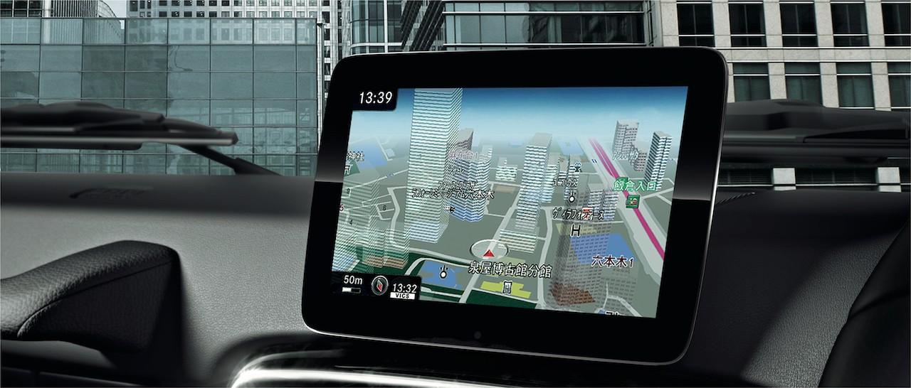 最新COMANDシステムを全車標準化した『メルセデスベンツ・Gクラス』登場