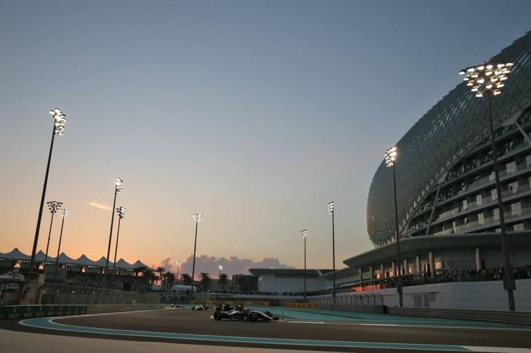 F1 | F1第21戦アブダビGP、TV放送&タイムスケジュール