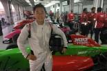 海外レース他   片山義章がバーレーンでインドMRFチャレンジに参戦「いろんなレースに挑戦したい」