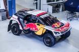 ラリー/WRC | プジョー、2017年のダカールに挑む3008DKRのカラーリングを公開