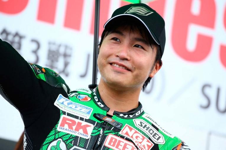 MotoGP | SBK:渡辺一樹、カワサキのマシンを駆ってWSSにフル参戦
