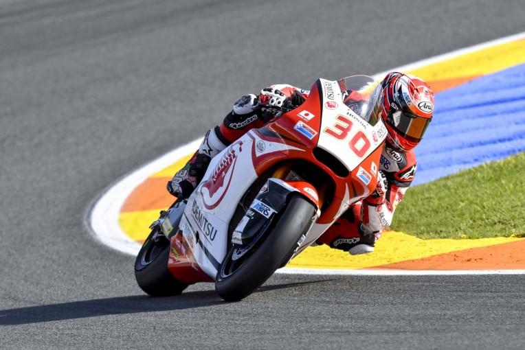 MotoGP | MotoGP:Moto2&Moto3バレンシアプライベートテスト、中上貴晶が転倒も総合トップ