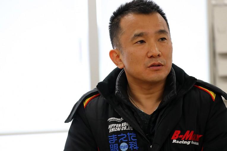 B-MAX Racing Teamの組田龍司代表