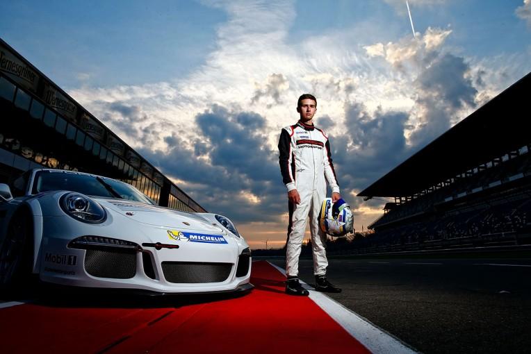 海外レース他 | ポルシェ、17年にサポートする2名の若手ドライバーを選出