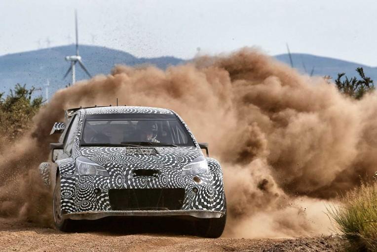 ラリー/WRC   WRC:オジエ、トヨタとテスト実施。マキネン認める