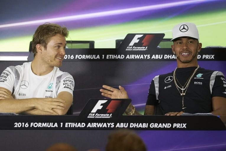 F1   ハミルトン、レッドブル推薦の策略を却下、ストレートに4度目のF1タイトル目指す