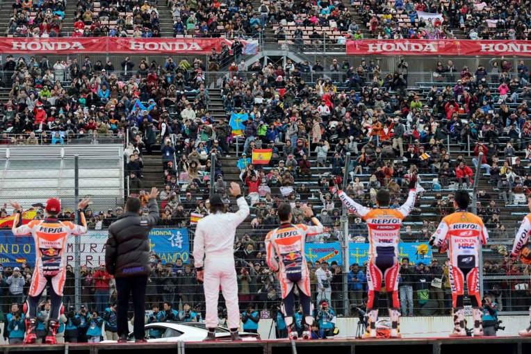 インフォメーション | バトンがスーパーGTマシンでデモラン予定。『ホンダ レーシングサンクスデイ 2016』12月4日開催