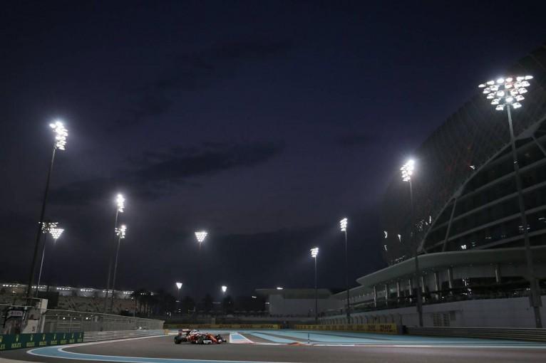 F1 | 【タイム結果】F1第21戦アブダビGP フリー走行2回目