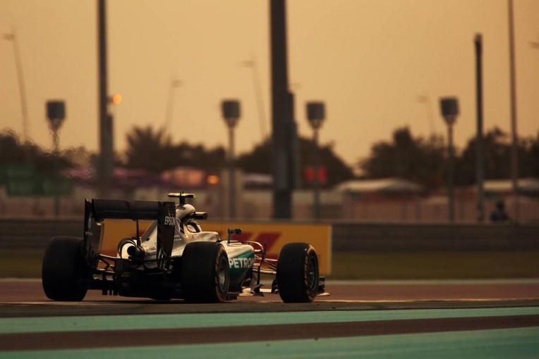 F1 | 各ドライバー予選順位通りにスタート/F1アブダビGP正式グリッド