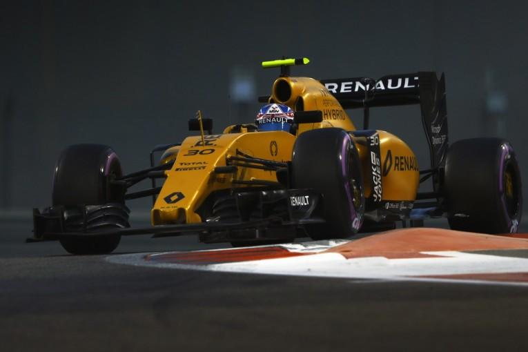 F1 | ルノーF1がパワーユニットを一新。インフィニティの協力の下、ERSの第2世代を導入