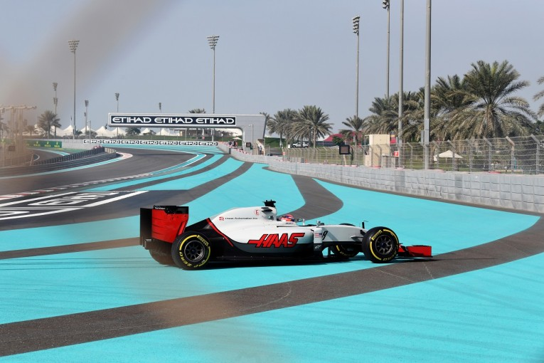 F1 | グロージャン「問題続出の一日。ロングランができず」:ハース F1アブダビGP金曜