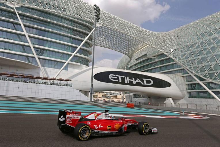 F1 | ベッテルがトップタイムを記録するも、上位陣は僅差【タイム結果】F1第21戦アブダビGP フリー走行3回目