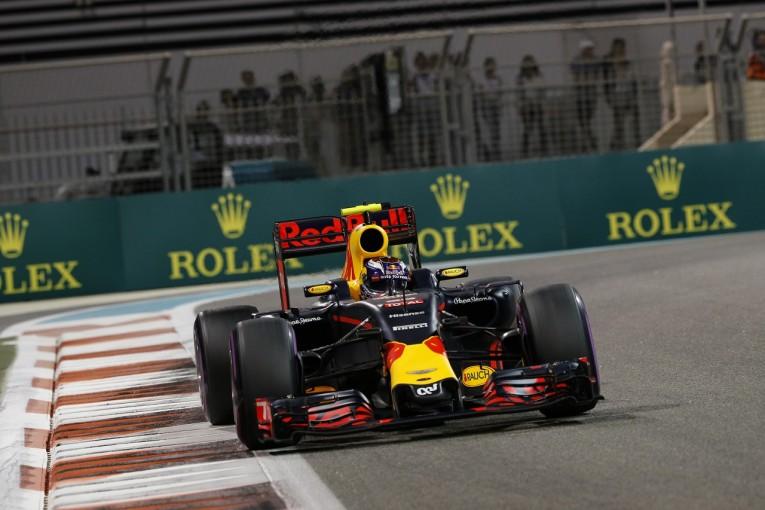 F1 | フェルスタッペン「ものすごく悔しい。あのミスがなければ3位だったのに」:レッドブル F1アブダビGP土曜