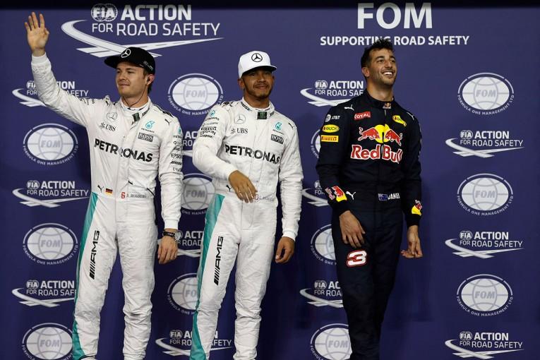 F1 | F1アブダビGP 決勝直前情報:敵の敵は味方、レースのカギはSSタイヤスタートのレッドブル勢