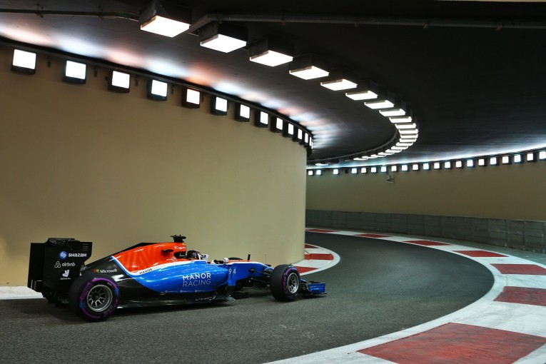 F1 | ウェーレイン「今年5回目のQ2進出。ザウバーに勝って10位を取り戻そう!」:マノー F1アブダビGP土曜