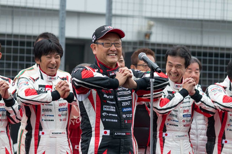 クルマ | トヨタ、東京モーターショーで開催の『モリゾウ トークショー』をライブ配信