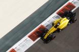 F1 | パーマー「15位は最大限の結果。決勝ではさらに上を狙う」:ルノー F1アブダビGP土曜