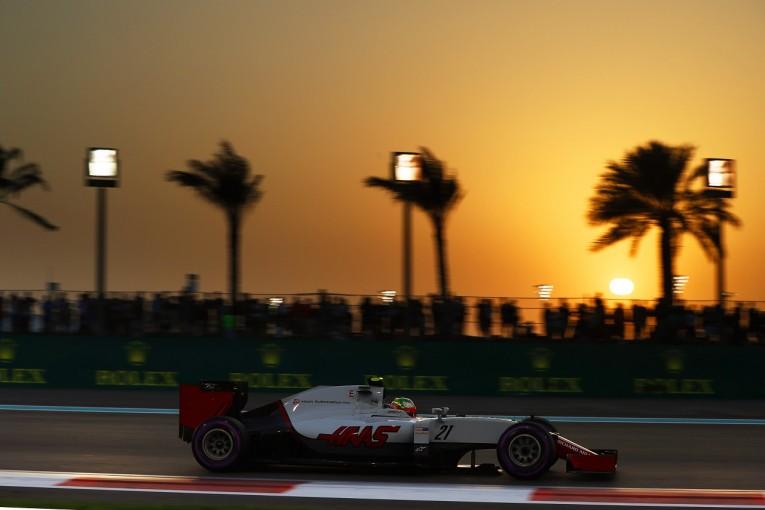 F1   グティエレス「皆と戦った最後の予選でいい結果を出せてうれしい」:ハース F1アブダビGP土曜