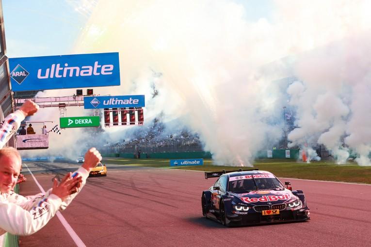 海外レース他 | スぺクタルな映像とともに振り返るDTM2016シーズン