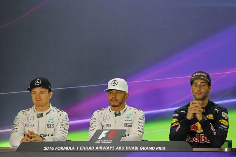 F1 | F1アブダビGP予選トップ10ドライバーコメント