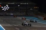 F1 | タイトル争いに敗れたハミルトン「遅く走るのは不正じゃない。チームはなぜ干渉するのか」F1アブダビ日曜