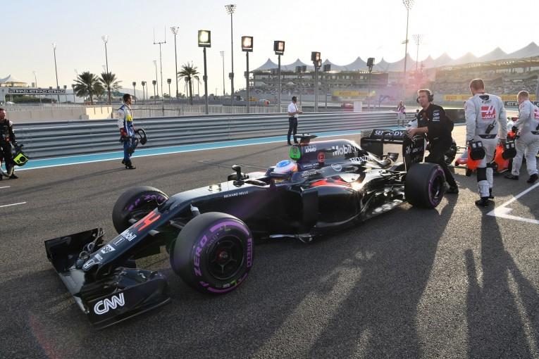F1 | ホンダ「試練の年を戦った皆に感謝。明日からは2017年の開発に集中していく」/F1アブダビGP日曜