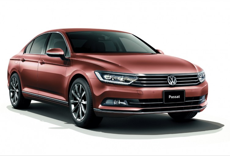 クルマ | VWパサート&ヴァリアントに装備充実の『TSI エレガンスライン』が新設定