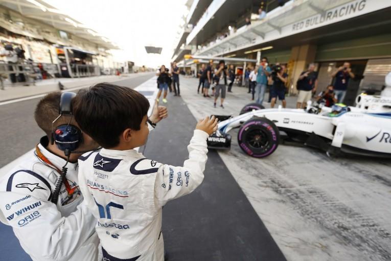 F1   マッサ引退「最後までデビュー当時のように戦えたことが誇らしい」:ウイリアムズ F1アブダビGP日曜