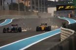 F1 | サインツJr.「パーマーに追突され、今年最後のチェッカーを見られず」:トロロッソ F1アブダビGP日曜