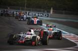 F1 | グロージャン「皆を驚かせたデビューシーズン。2017年のポテンシャルも大きい」ハース F1アブダビ日曜