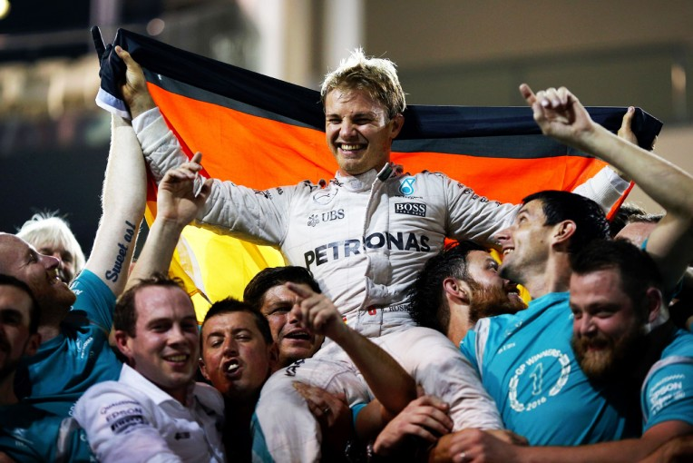 F1   今宮純によるF1アブダビGPドライバー採点&短評:一世一代の仕掛けを成功させた去りゆく王者