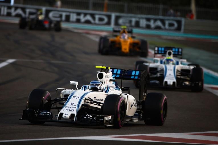 F1   ボッタスのトラブルは「2015年のアメリカGPの時に似ている」とウイリアムズ