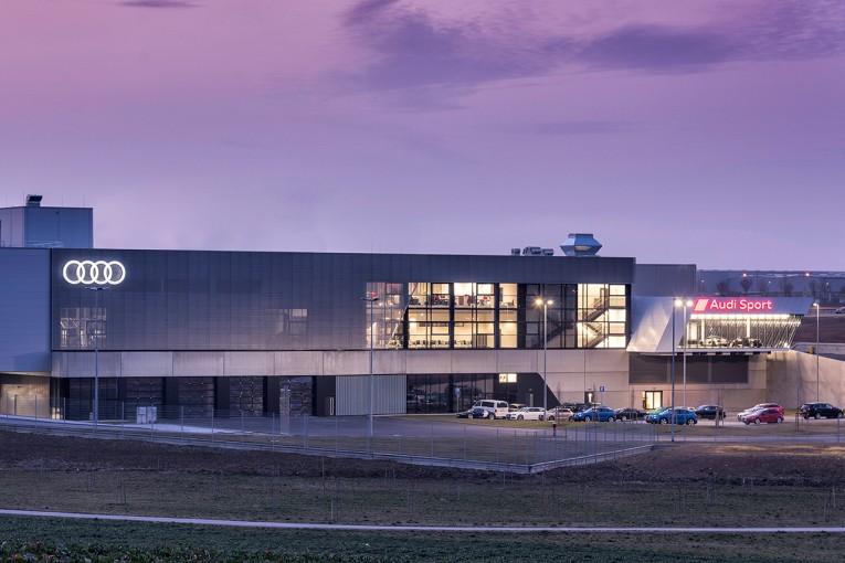 ル・マン/WEC   クワトロGmbHが『アウディスポーツGmbH』に名称変更。R8、RSモデルの本拠地