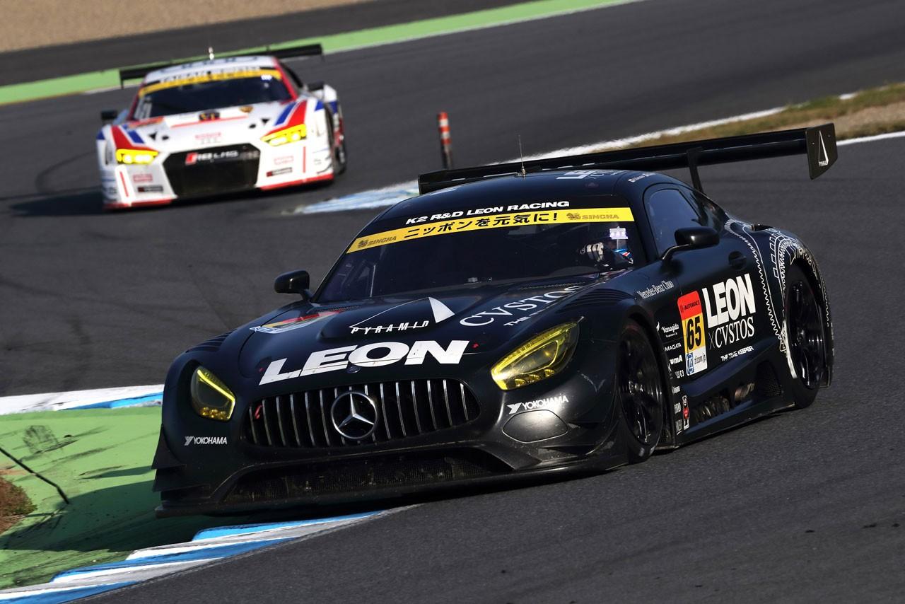 K2 R&D LEON RACING スーパーGT第3戦/第8戦もてぎ レースレポート