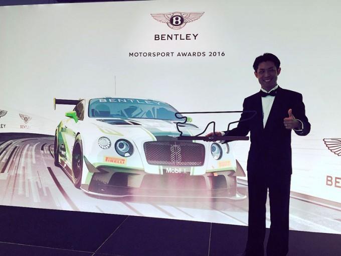 海外レース他 | 澤圭太が所属するTeam Absoluteがベントレー・チーム・オブ・ザ・イヤーを受賞