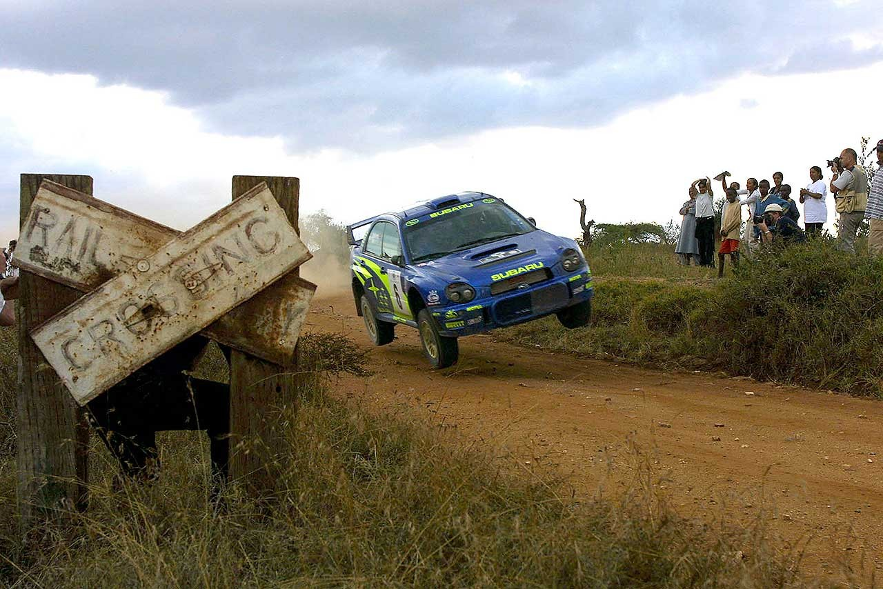 WRC:アフリカ伝統の1戦、サファリラリーが2019年のWRC復帰を目指す
