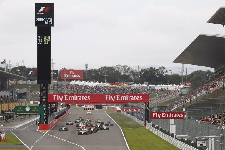 F1 | 2017年F1カレンダーが正式発表。ドイツGP消滅で全20戦に。日本GPは第16戦