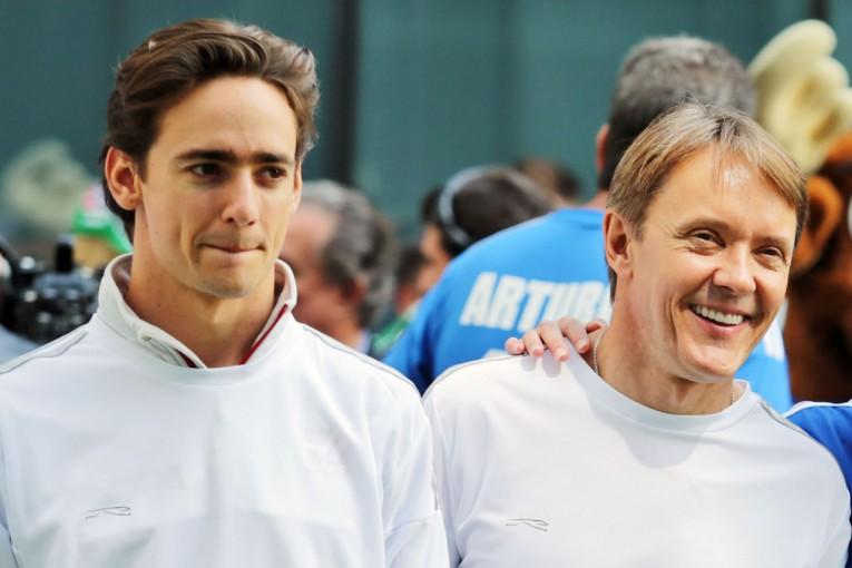 F1   グティエレス、エイドリアン・フェルナンデスとマネージャー契約。新生マノーに移籍か?