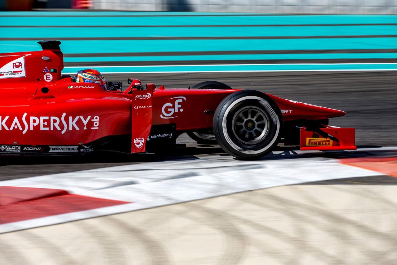GP3チャンピオンのルクレール、2017年プレマからGP2に参戦